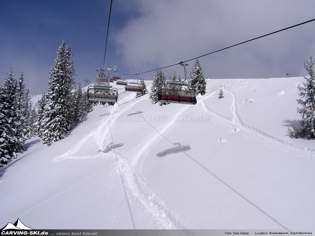 Carving ski wallpapers hintergrundbilder