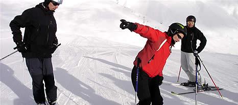 Skifahren lernen typische anfänger fehler