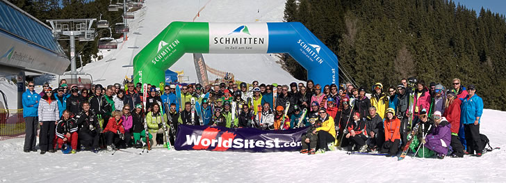 WorldSkitest Tester+Team, Foto: © worldskitest