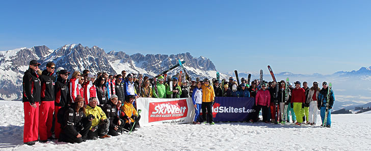 WorldSkitest 2012/2013, Gruppenfoto, Foto: © carving-ski.de