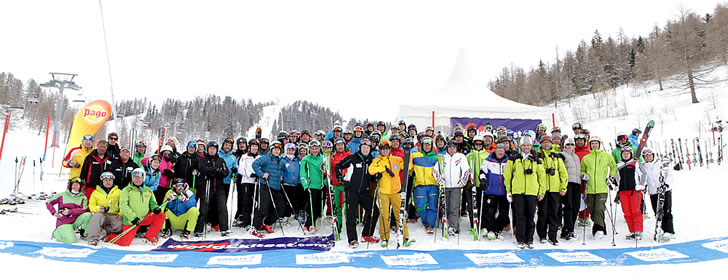 WorldSkitest, Foto: WorldSkitest